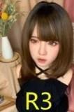 【7月Real Girlキャンペーン専用】Real Girl ラブドール 155cm Cカップ Rシリーズヘッド  体重22kg軽量版ボディ選択可 TPE製