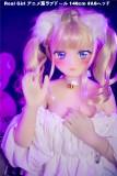 【Real Girl アニメ系 ラブドール 7月キャンペーン】146cm #Aシリーズ ヘッド TPE製