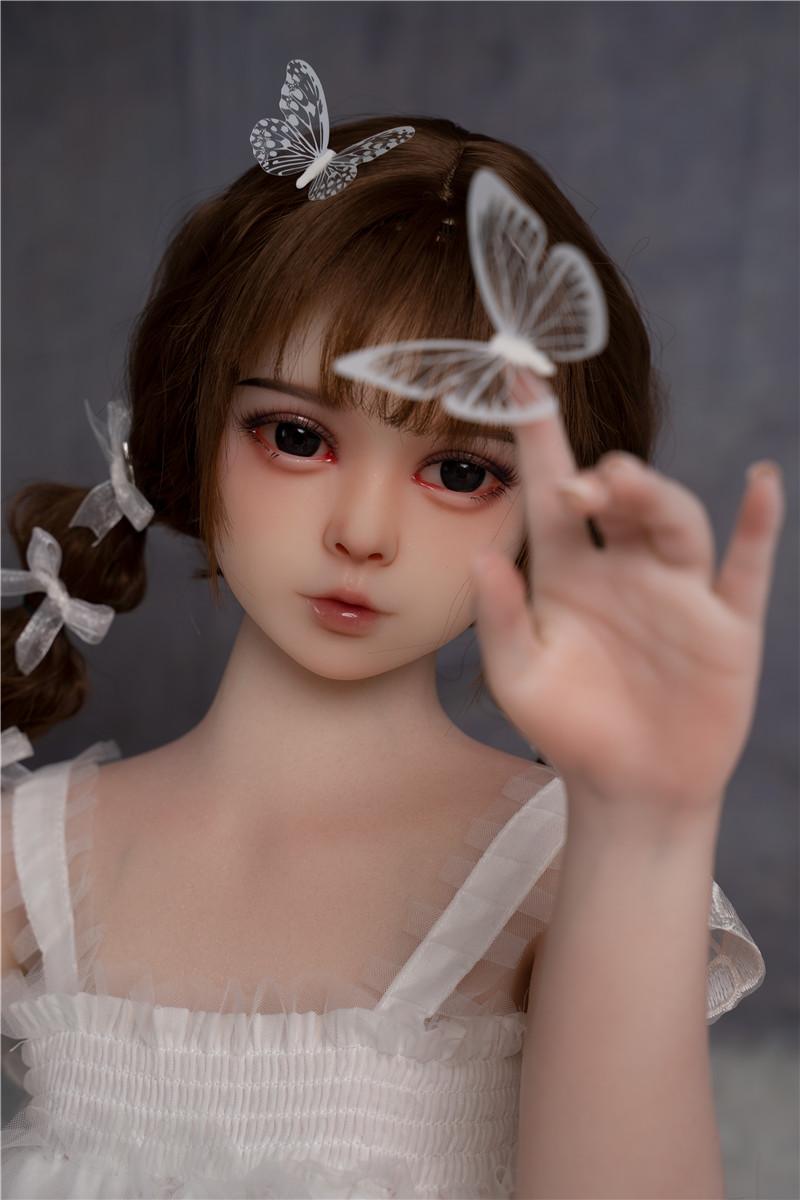 AXB Doll ラブドール 100cm バスト平 A09 掲載画像はリアルメイク付き TPE製