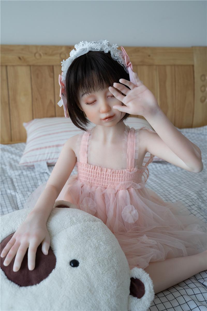 AXB Doll ラブドール 108cm バスト平 A51 掲載画像はリアルメイク付き  TPE製