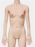My Loli Waifu 略称MLWロり系ラブドール 138cm AAカップ 陽葵Haruki頭部 TPE材質ボディー ヘッド材質選択可能 メイク選択可能
