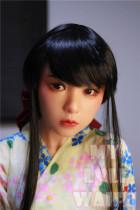 My Loli Waifu 略称MLWロり系ラブドール 138cmAカップ Yuna頭部 TPE材質ボディー ヘッド材質選択可能 メイク選択可能
