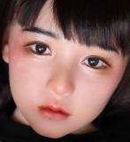 My Loli Waifu 略称MLWロり系ラブドール 138cmAカップ 玲奈Rena頭部 TPE材質ボディー ヘッド材質選択可能 メイク選択可能
