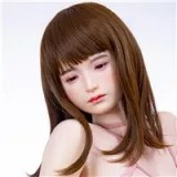 Top Sino Doll ラブドール 90cmトルソー Fカップ T11ヘッド RRSメイク選択可