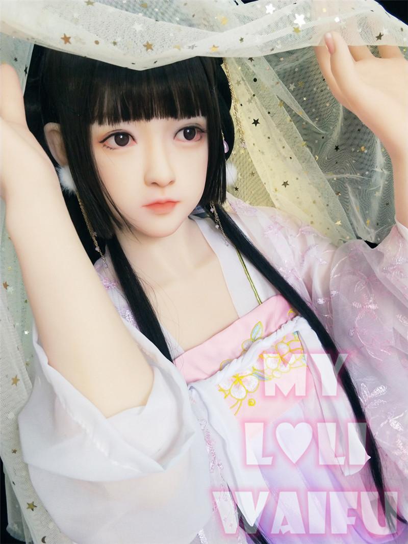My Loli Waifu 略称MLWロり系ラブドール 150cm Bカップ 陽葵Haruki頭部 TPE材質ボディー ヘッド材質選択可能 メイク選択可能