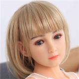 My Loli Waifu 略称MLWロり系ラブドール 145cmAカップ 結菜Yuna頭部 TPE材質ボディー ヘッド材質選択可能 メイク選択可能