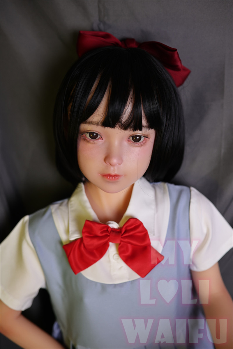 My Loli Waifu 略称MLWロり系 ラブドール 126cm AAカップ Kisa希咲 TPE材質ボディー ヘッド材質選択可能 メイク選択可能