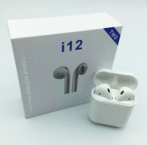 i12 TWS Bluetooth 5.0 Wireless headset Earbuds