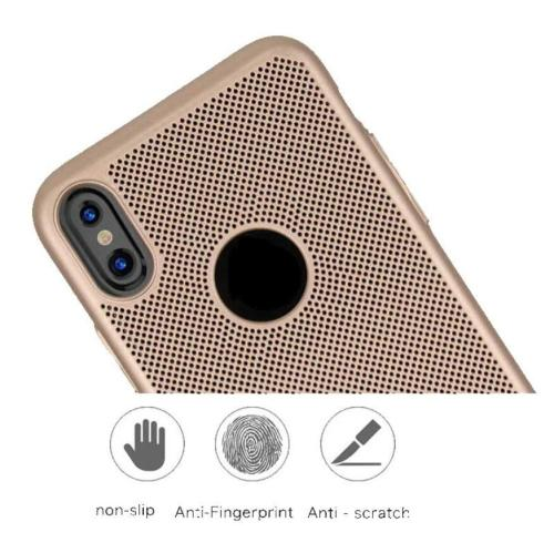 Slim hard PC Dotted Matte Finish Case for iPhone Samsung models