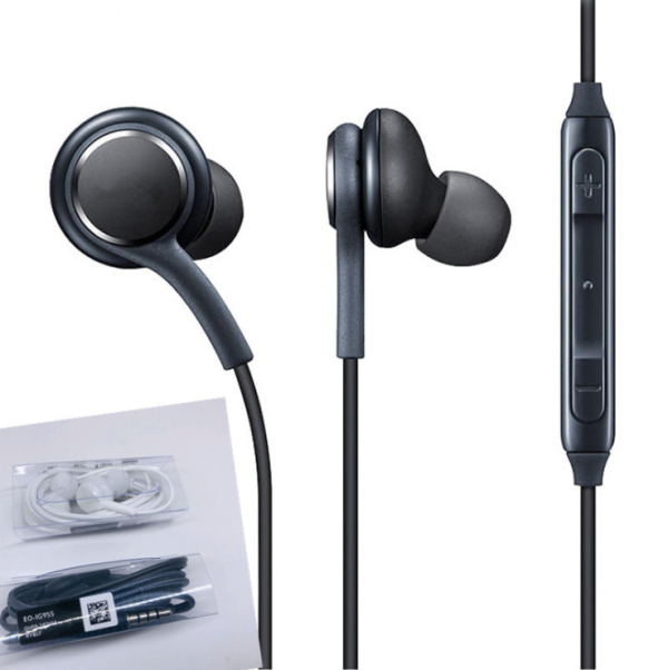 Universal S8 earbuds with Volume control & Mic