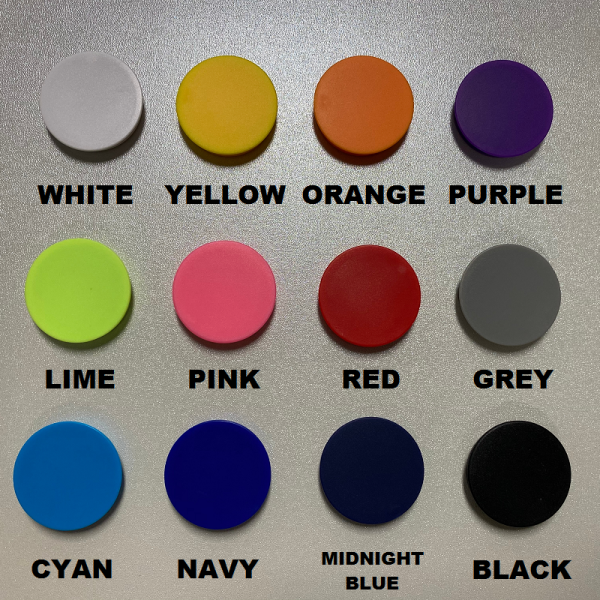 Plain Solid Colors Phone Holder Grip