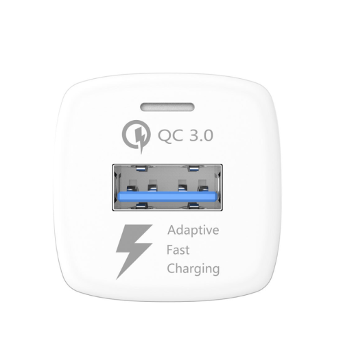 [RECOMMEND] Car Charger REAL QC3.0 Fast Charge Safe Hammer USB car Metal Hammer