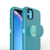[RECOMMEND]  Colorful Phone Case with Grip Protection Bumper