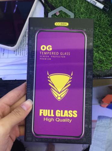 Golden Armor Screen Protector Tempered Glass Premium For Latest Phone