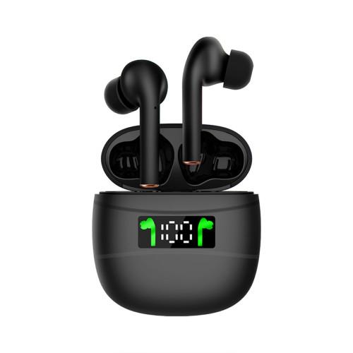J3 PRO BlueTooth earphone earbuds power display wireless
