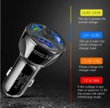 35W 7A QC3.0 Fast Charging 3 USB ports Car Charger Plug