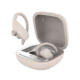 TWS-08 Wireless Earbuds, True Wireless in Ear Bluetooth 5.0 with Microphone, Deep Bass, Loud Voice Sport Earphones with Charging Case for Outdoor Running Gym Workout