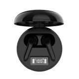 Wireless Earbuds,Hi-Fi Stereo Touch Control Headset,True Bluetooth 5.0 Headphones with USB-C & Power Display,Waterproof Bluetooth Earbuds with Mic