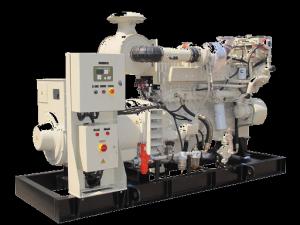 50Hz 400 kW Cummins Marine Generator