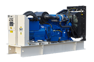 50Hz 550 kVA Perkins Open Type Diesel Generator Sets