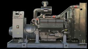 50Hz 550 kVA SDEC Open Type Diesel Generator Sets