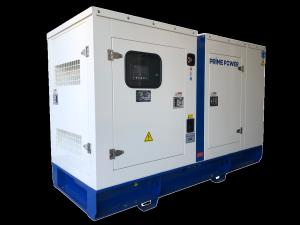 50Hz 110 kVA Cummins Powered Soundproof Type Diesel Generator Sets