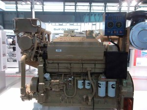 Cummins KTA19-M4 (700HP) Marine Propulsion Engine SO40077