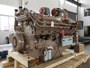Cummins KTA50-M2 (1800HP) Marine Propulsion Engine SO60467