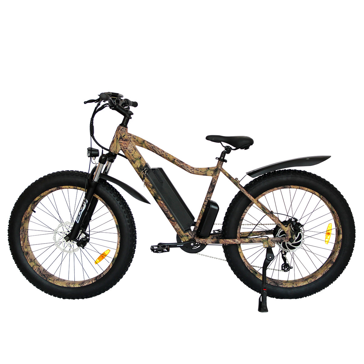 AOSTIRMOTOR 750w Fat Tire Electric Bike S07-2-C