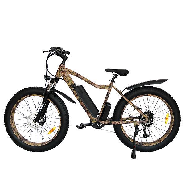 750w Fat Tire Electric Bike S07-2-C
