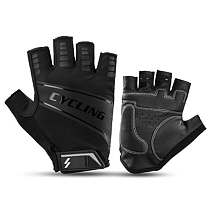 Cycling Half Finger Glove For Adult