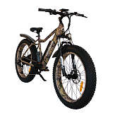 Electric Mountain Bicycle Fat Tires S07-2-C