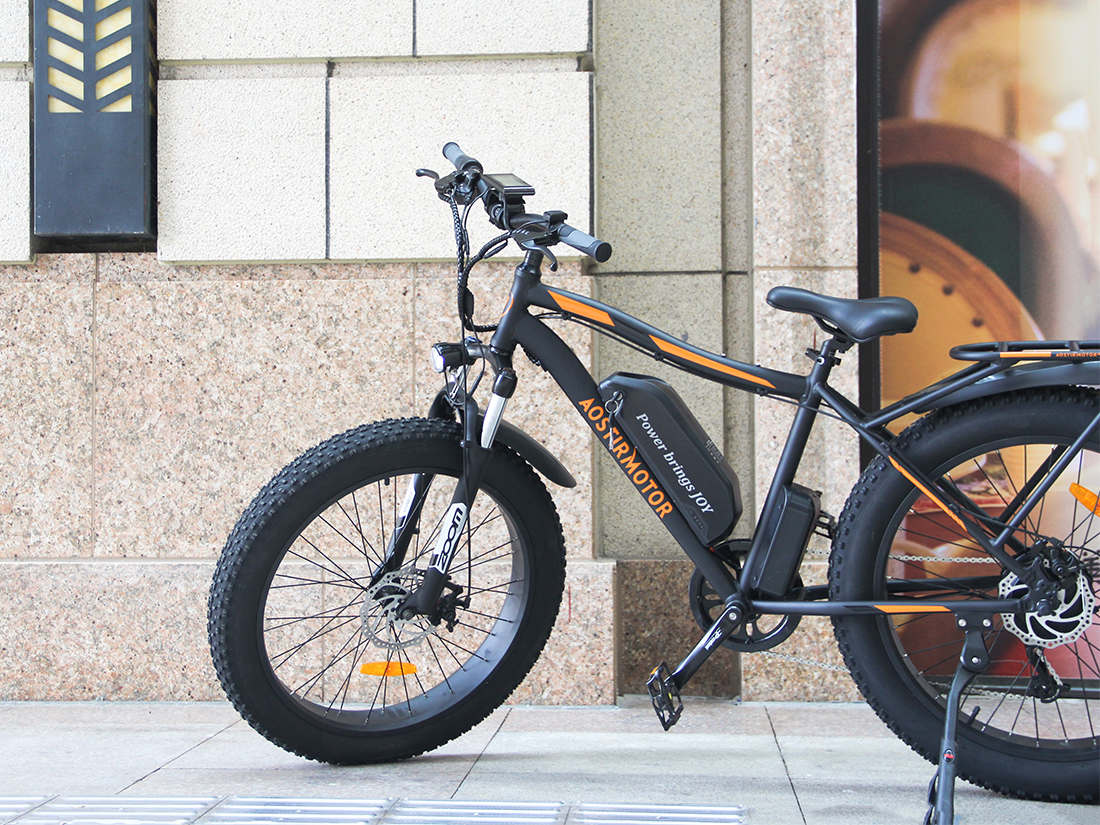 More And More Popular E-bike