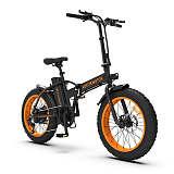 Folding Portable Electric City Bike A20
