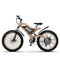 1500W Electric Bike Snakeskin Grain(Pre-sale)