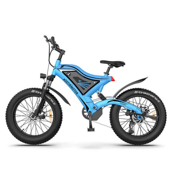 AOSTIRMOTOR Mini Electric Bicycle S18-MINI