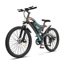 AOSTIRMOTOR Electric Mountain Bicycle S05