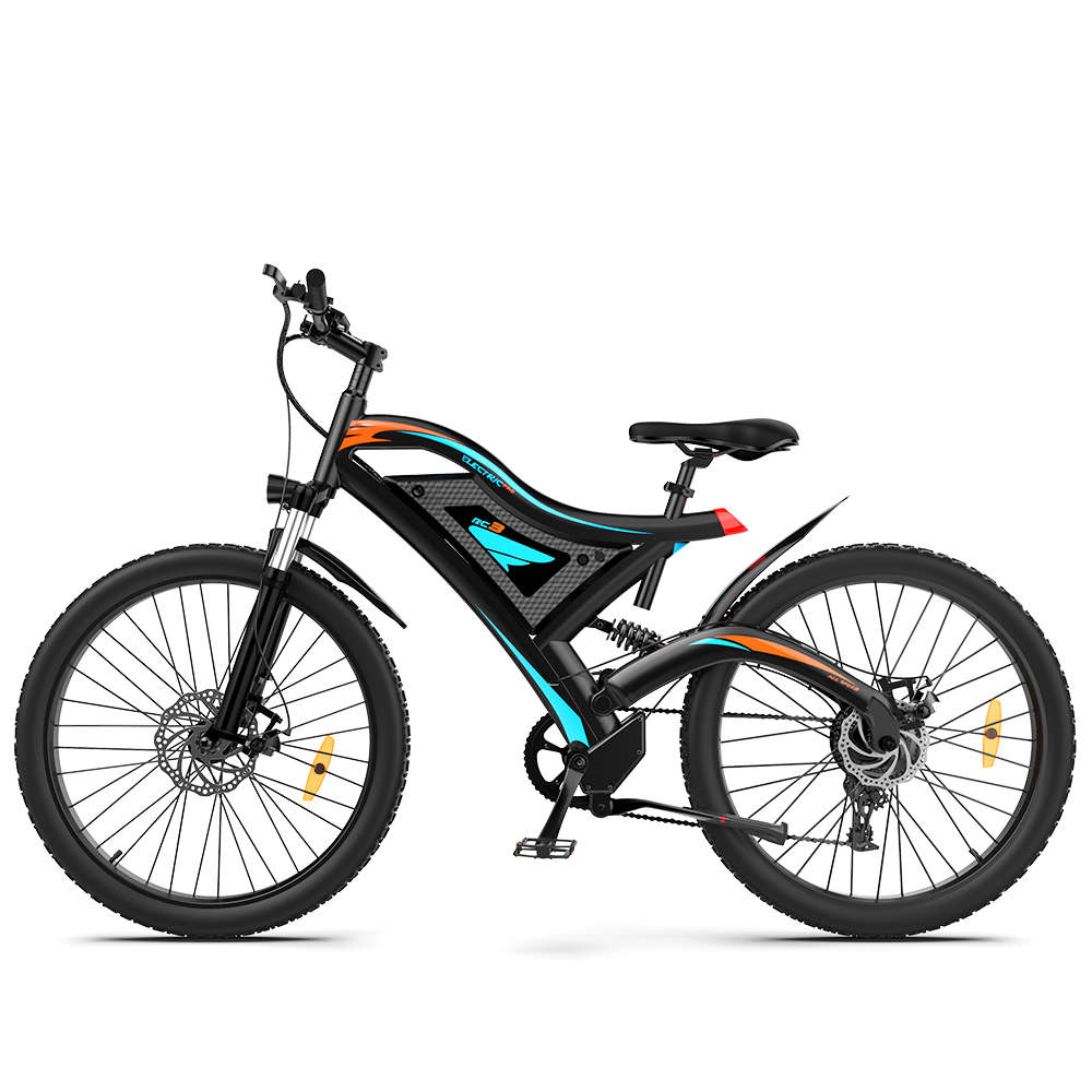 AOSTIRMOTOR Electric Mountain Bicycle S05