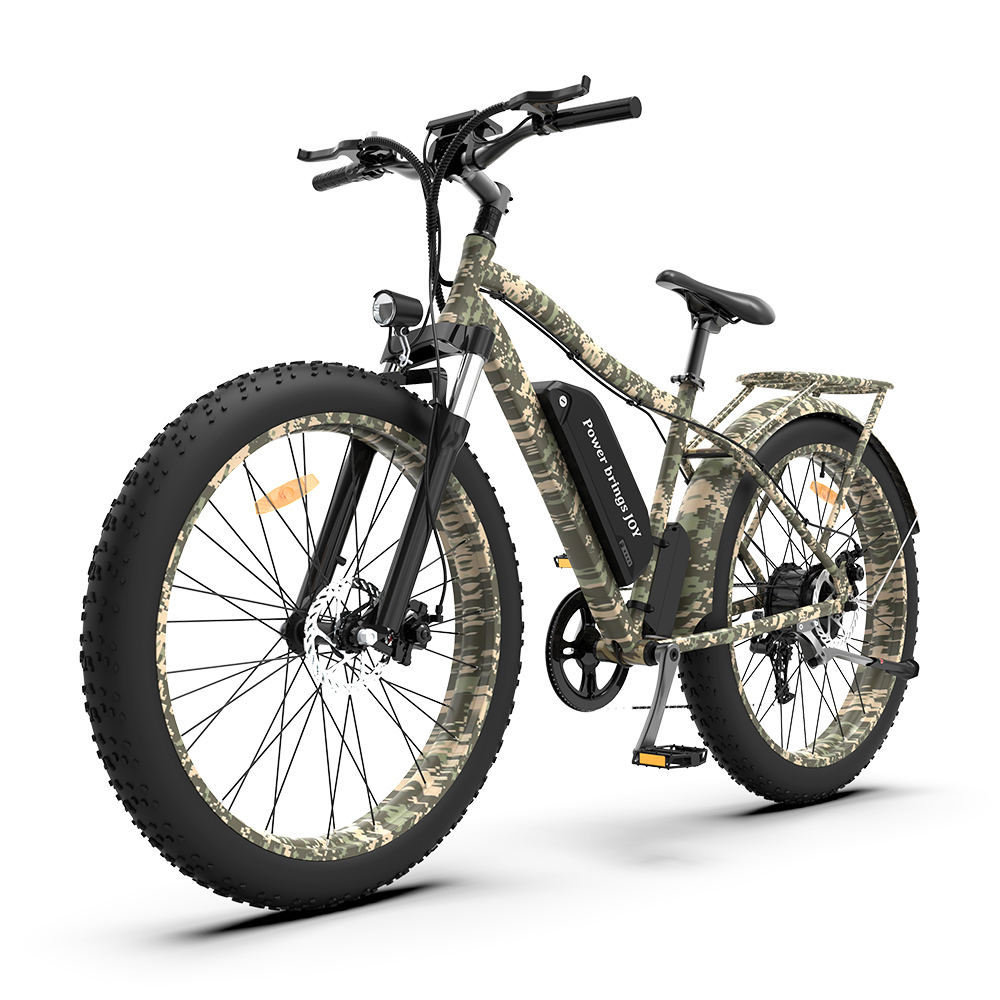 AOSTIRMOTOR Electric Mountain Bike S07-C