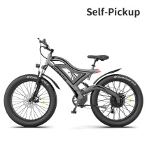 AOSTIRMOTOR All Terrain Electric Mountain Bike S18