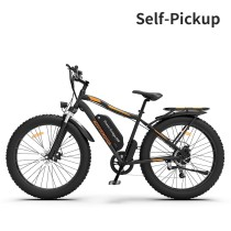 AOSTIRMOTOR Electric Mountain Bike S07-B