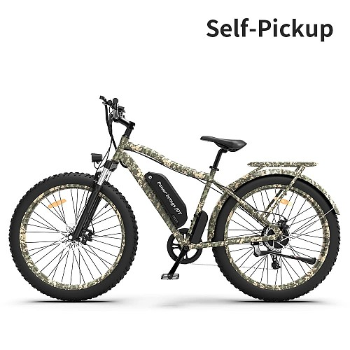 Electric Mountain Bike S07-C