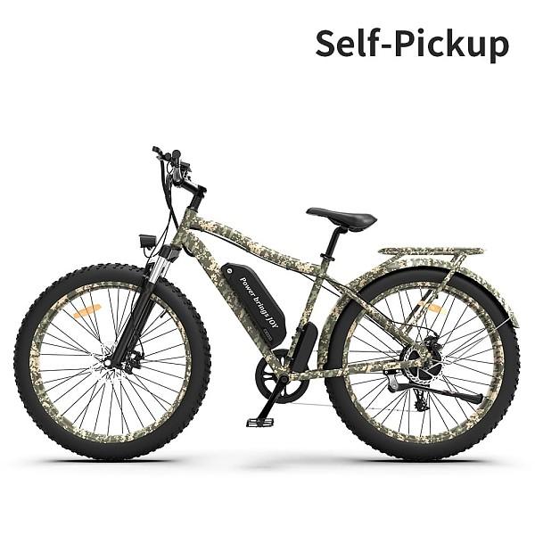 Electric Mountain Bike S07-C