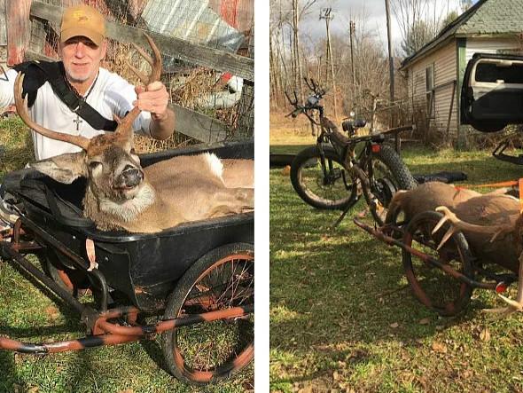 hunting electric bike