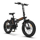 Fat Tire Folding Electric Bike A20