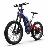 AOSTIRMOTOR Big Front Fork 1500W Electric Bike S17