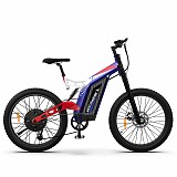 Big Front Fork 1500W Electric Bike S17