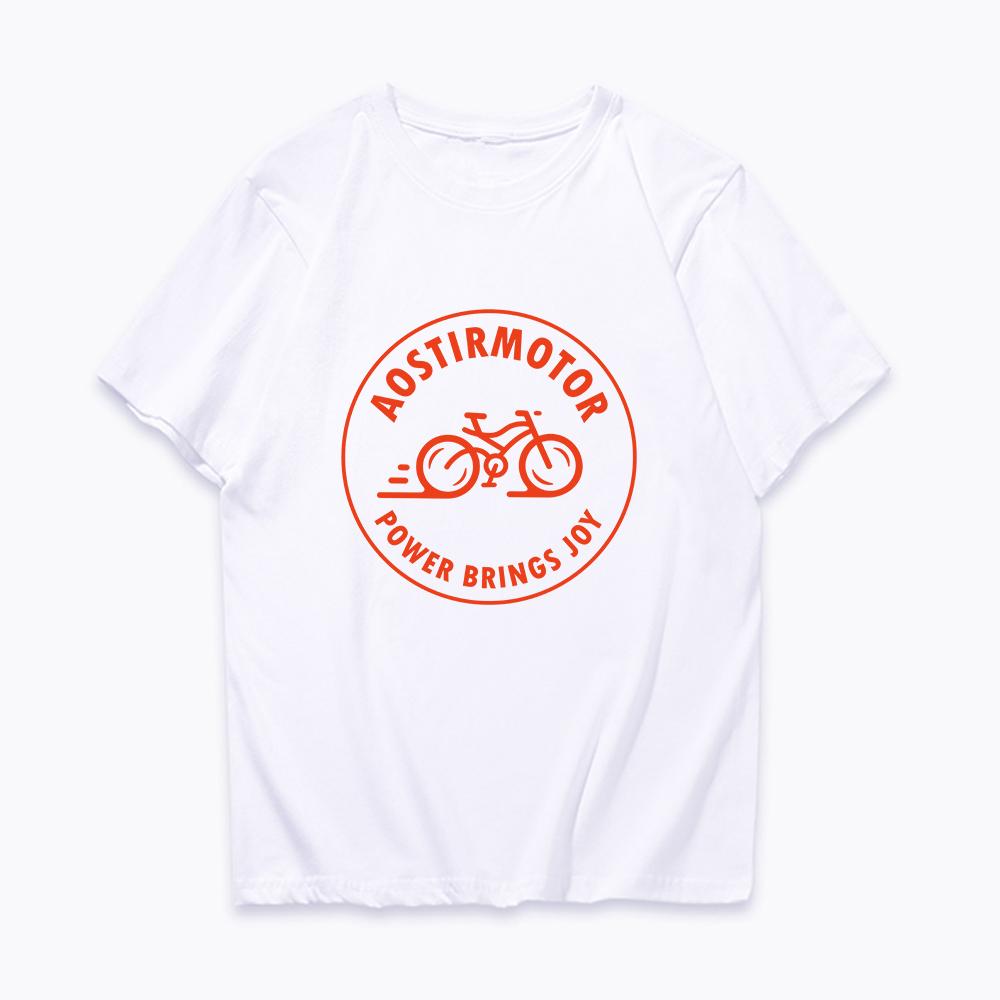 AOSTIRMOTOR Logo T-Shirt