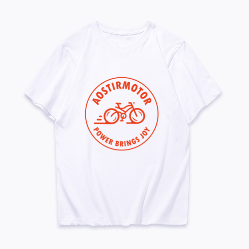 AOSTIRMOTOR Exclusive Customization T-Shirt