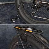 Bike Folding Chain Lock 83cm